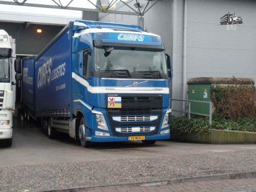 Volvo FH 4th gen, foto van dickt