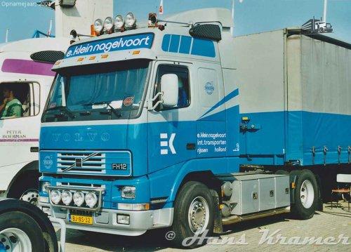 Volvo FH12 1st gen, foto van Hans Kramer