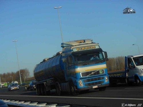 Volvo FH 2nd gen, foto van arjan-dijkers