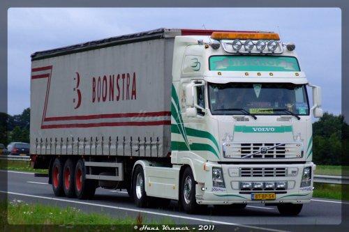 Volvo FH, foto van Hans Kramer