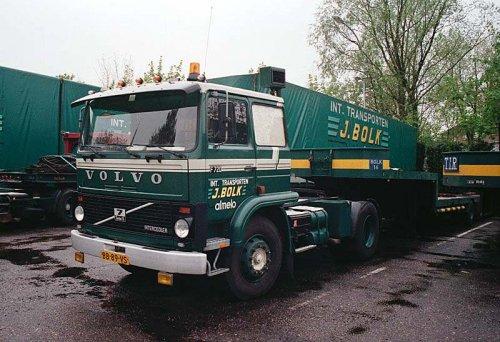Volvo F7, foto van marcel-filart