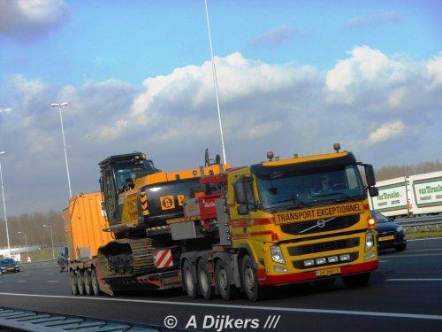 Volvo FM 3rd gen (vrachtwagen), foto van arjan-dijkers