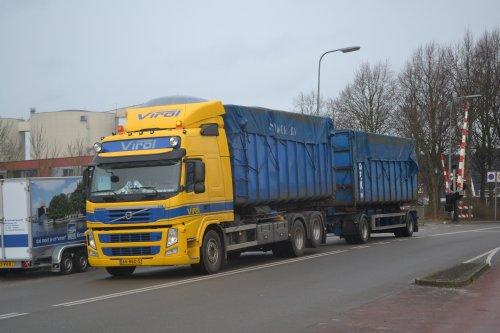 Volvo FM 3rd gen (vrachtwagen), foto van truckspotterhgk