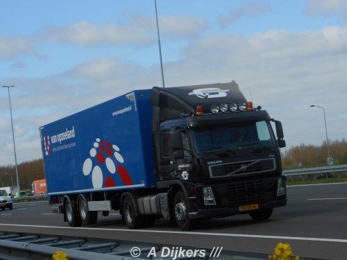 Volvo FM 2nd gen, foto van arjan-dijkers