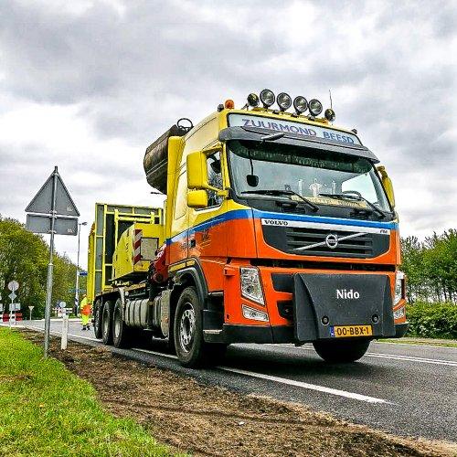 Volvo FM 3rd gen (vrachtwagen), foto van deerefan