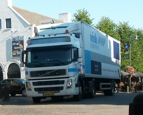 Volvo FH, foto van aa-smit