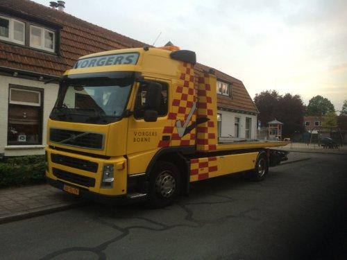 Volvo FH 3rd gen van user18