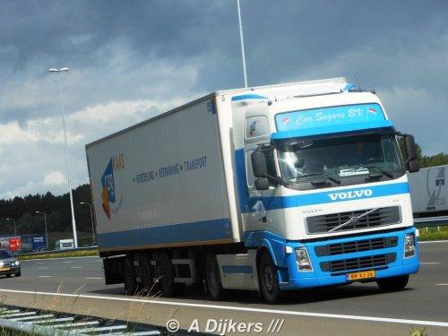 Volvo FH 2nd gen van arjan-dijkers