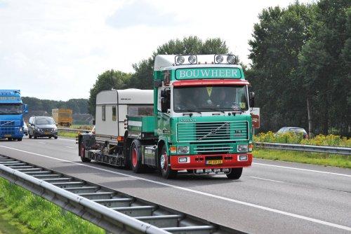 Volvo F16, foto van coen-ensing