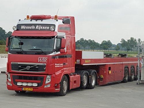 Volvo FH 3rd gen, foto van geerthuisman