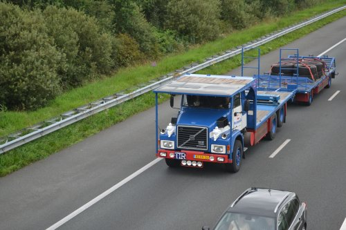 Volvo N12 van truckspotterhgk