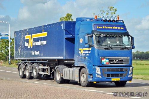 Volvo FH van bernard-dijkhuizen