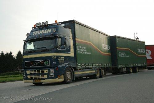 Volvo FH12 2nd gen, foto van julian-van-der-haven