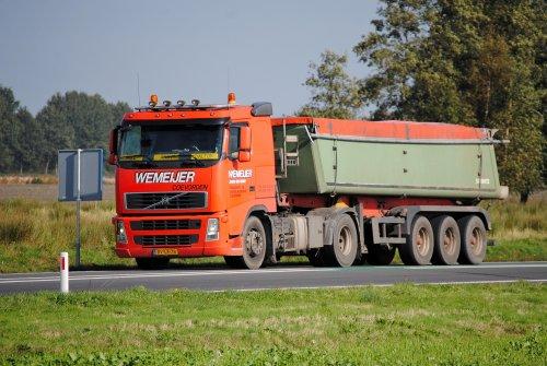 Volvo FH12 2nd gen, foto van Lucas Ensing