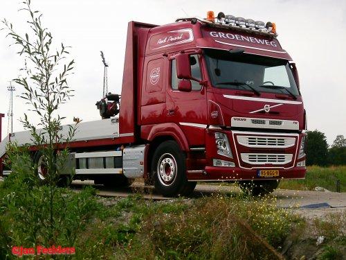 Volvo FM, foto van Jan F