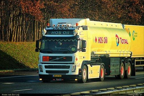 Volvo FH 3rd gen van Bram van der Leij