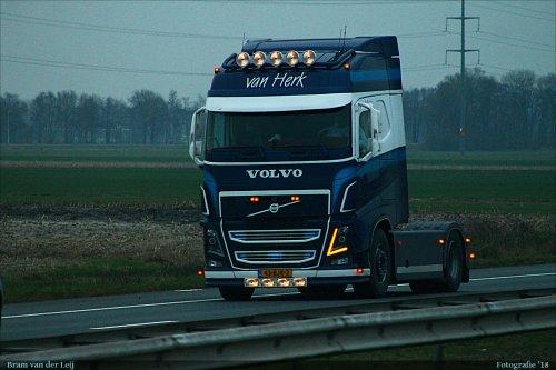 Volvo FH 4th gen, foto van Bram van der Leij