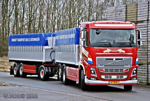 Volvo FH16, foto van bernard-dijkhuizen