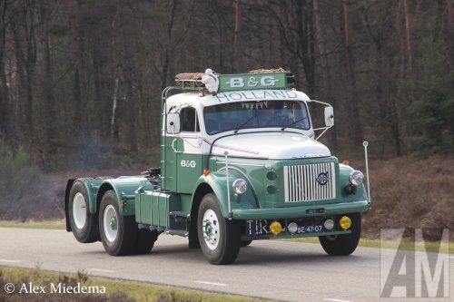 Volvo N88, foto van Alex Miedema