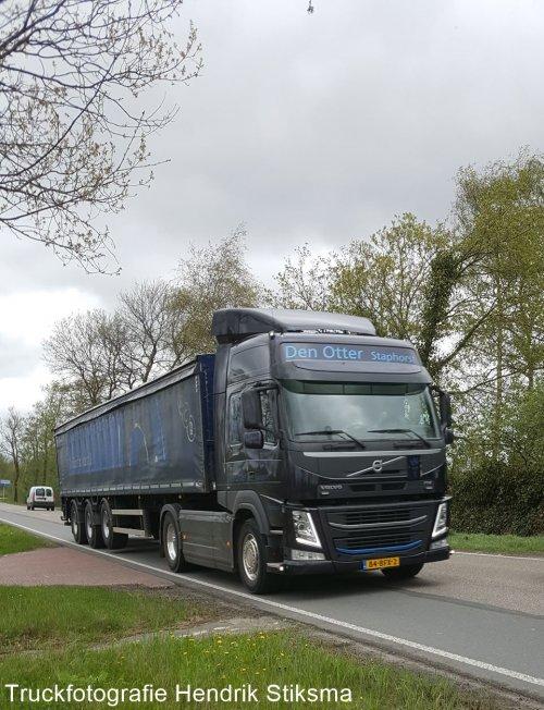 Volvo FM 4th gen (vrachtwagen), foto van hendrik-stiksma