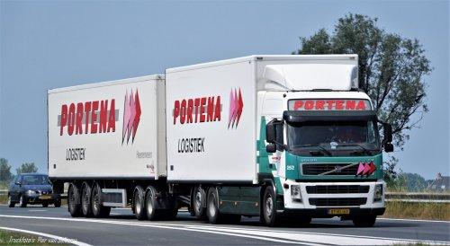 Volvo FM 2nd gen (vrachtwagen), foto van pierius-van-solkema
