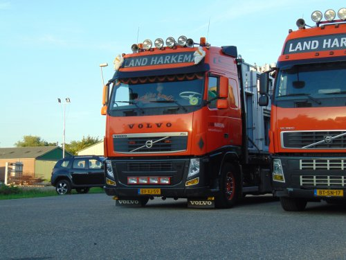 Volvo FH, foto van Heine Kootstra