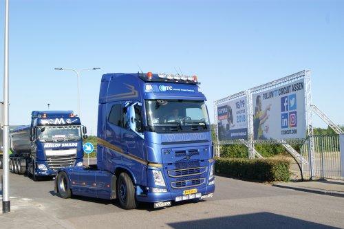 Volvo FH, foto van jans-eising