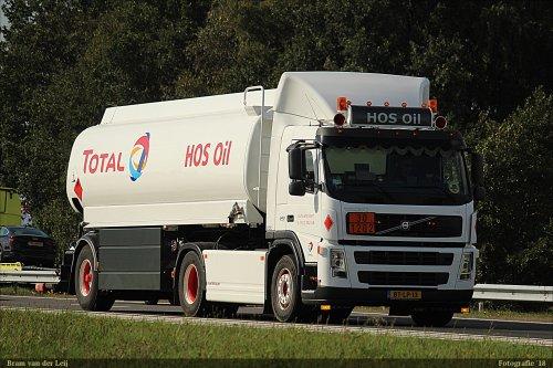 Volvo FM 2nd gen (vrachtwagen), foto van Bram van der Leij
