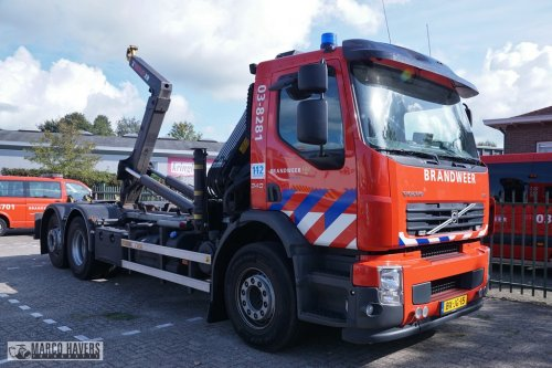 Volvo FE 2nd gen, foto van marco-havers