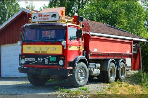 Volvo F7, foto van sem-beekers