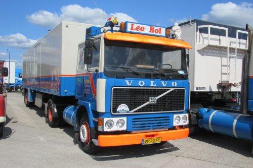 Volvo F10, foto van coen-ensing