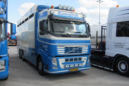 Volvo FH 3rd gen, foto van coen-ensing