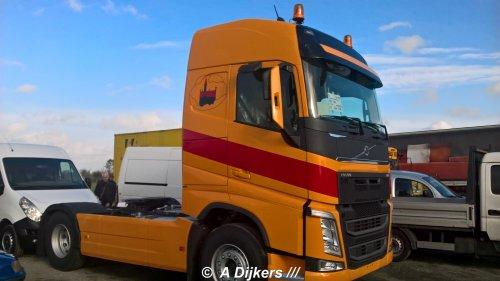 Volvo FH 4th gen, foto van arjan-dijkers