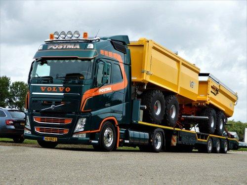 Volvo FH, foto van Jotke