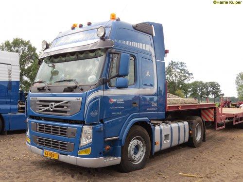 Volvo FM 3rd gen (vrachtwagen), foto van oldtimergek