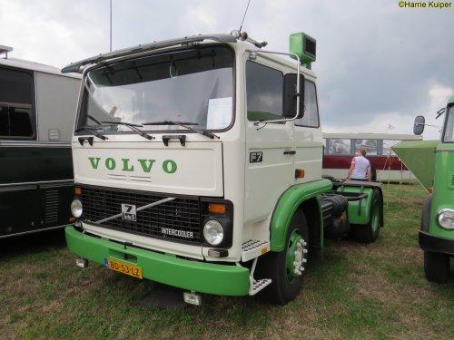 Volvo F7, foto van oldtimergek
