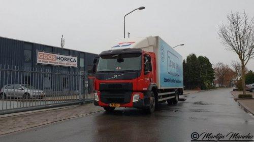 Volvo FE 2nd gen, foto van MartijnM71