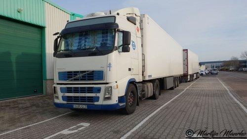Volvo FH 3rd gen, foto van MartijnM71