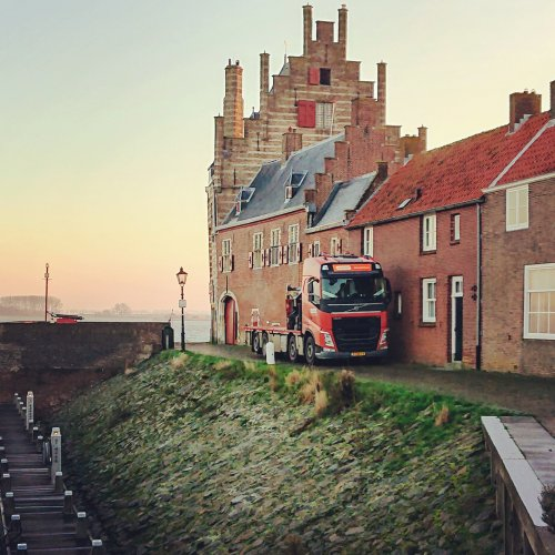 Volvo FH 4th gen (vrachtwagen), foto van Emile85