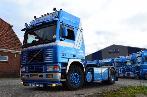 Volvo F12, foto van coen-ensing