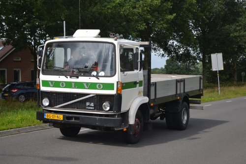 Volvo F4, foto van truckspotterhgk