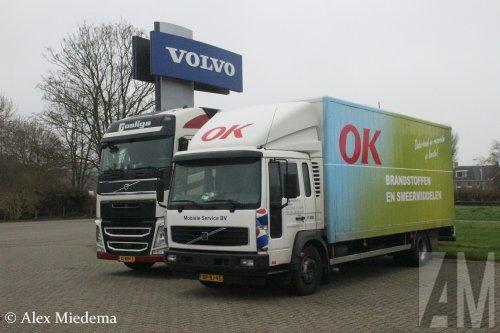Volvo FL 1st gen, foto van Alex Miedema