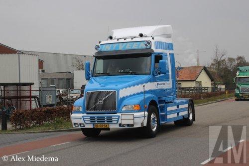 Volvo NH12, foto van Alex Miedema