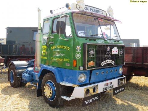 Volvo F88-290 (vrachtwagen), foto van oldtimergek