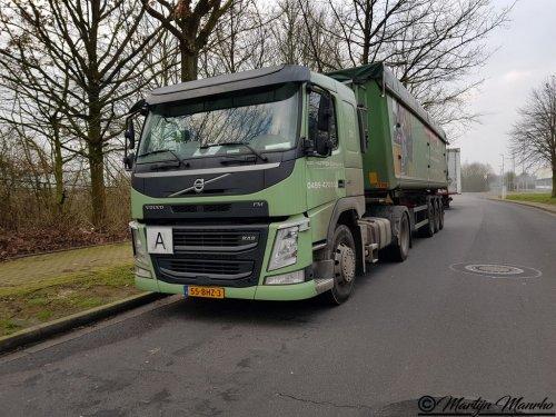 Volvo FM 4th gen, foto van MartijnM71