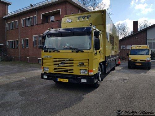 Volvo FL7 (vrachtwagen), foto van MartijnM71
