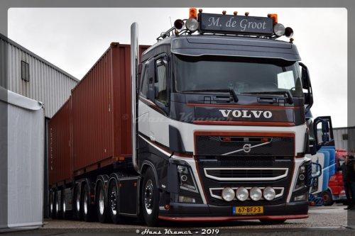 Volvo FH 4th gen, foto van Hans Kramer