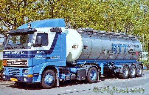 Volvo FH 12, foto van bernard-dijkhuizen