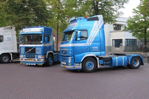 Volvo Meerdere, foto van Lucas Ensing