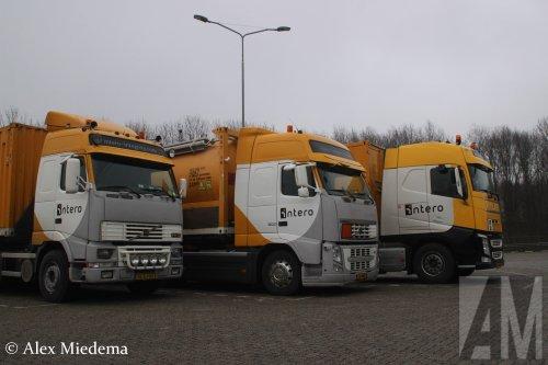 Volvo FH, foto van Alex Miedema